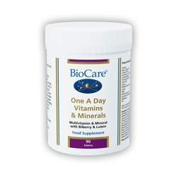 One-A-Day Vitamins & Minerals 90 Tablets
