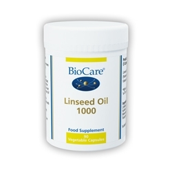 Linseed Oil 1000 90 Veg Caps