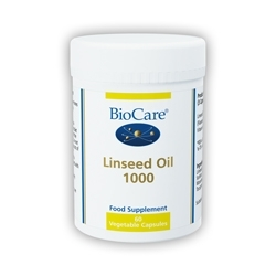 Linseed Oil 1000 60 Veg Caps