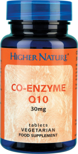 Co-Enzyme Q10 30 caps