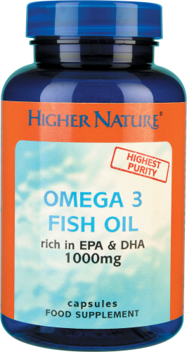 Omega 3 Fish Oil 90 caps