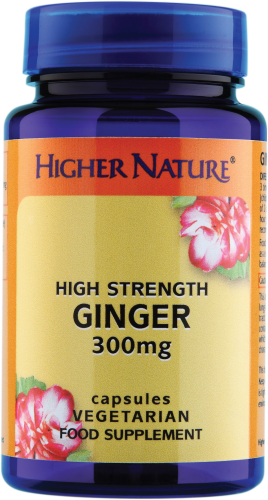 Ginger, High Strength 60 caps