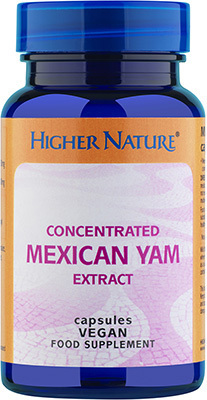 High Strength Mexican Yam 30 tabs