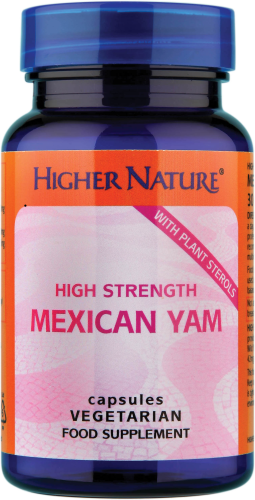High Strength Mexican Yam 90 tabs
