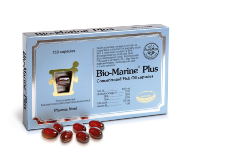 Bio-Marine Plus (Omega 3 Fish Oil) - 150caps