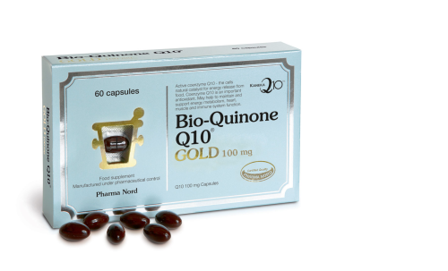 Bio-Quinone Q10 GOLD 100mg 60caps