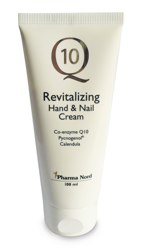 Q10 Revitalizing Hand & Nail Cream (100ml)