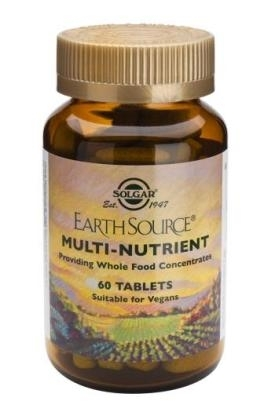 Earth Source Multi-Nutrient - 60 Tablets