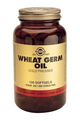 Wheat Germ Oil 1140mg: 100 Softgels