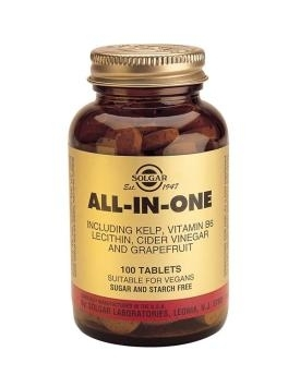 All In One - 100 tablets