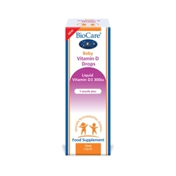 Baby Vitamin D Drops 15ml