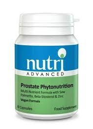 Prostate Phytonutrition 60 caps