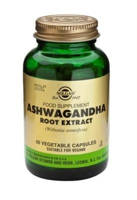 Ashwagandha Root Extract Vegetable Capsules