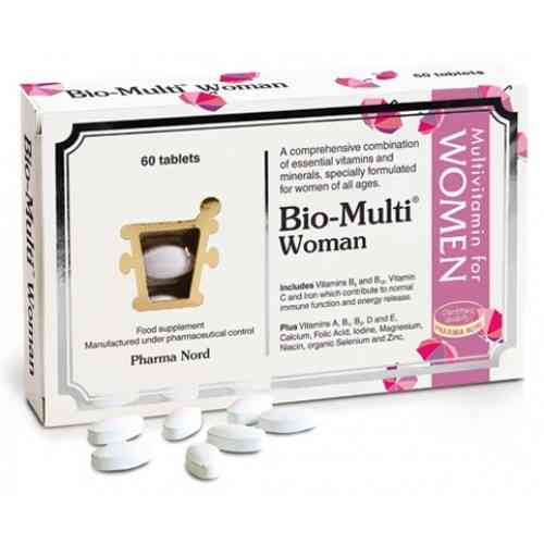 Bio Multi Woman 60 tabs
