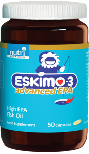 Eskimo Advanced EPA 50 Capsules